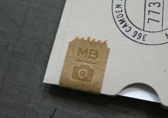 Business Card Sleeve