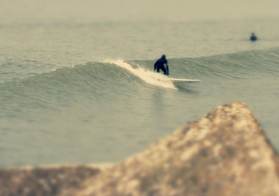 Tilt Shift Surf